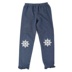 NANNETTE leggings, girl's size 6X